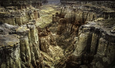 Red Canyon Lands 3 Poster by Duncan for $41.25 CAD
