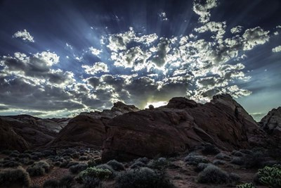 Valley Of Fire 2 Poster by Duncan for $43.75 CAD