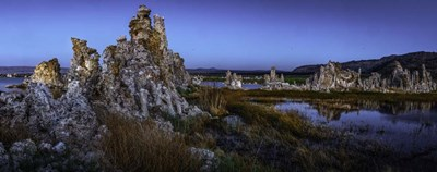 Mono Lake Twilight Crop Poster by Duncan for $45.00 CAD