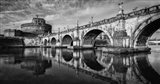 St Angelo Rome Black/White