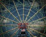 Wonder wheel  New York