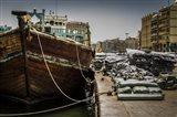 Dubai Old Boat