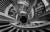 Royal Staircase 2 Black/White
