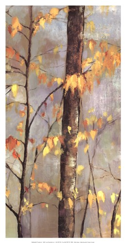 Golden Branches II Poster by Allison Pearce for $25.00 CAD