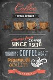 Coffee Menu II - Mini
