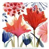 Wild Flowers I-Mini