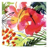 Jungle Hibiscus I