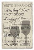 White Wine Collection - Mini