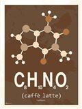Molecule Caffe Latte