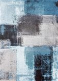 Abstract Blue III