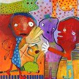 Colourfull Mars Men II