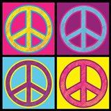 Peace - Colorful