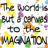 The World Is But A Canvas