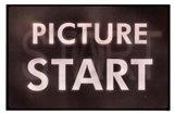 Film Leader Picture Start