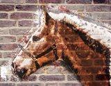 Brick Horse
