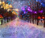 Paris Boulevard Fantasy