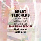 Teacher Calendar-Teachers Respect