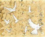 Birds on Brown