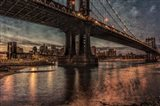 NYC Bridges at Twilight