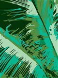 Retro Palms Green 1