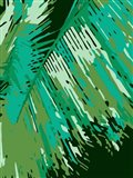 Retro Palms Green 2