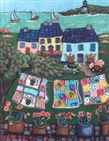 Cottages and Quilts