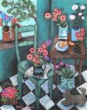 Flowery Corner