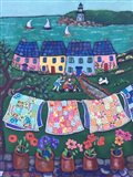 More Cottages and Quilts
