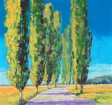 Poplars Normandy II