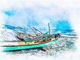 Banca Boat 1