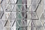 Wood Texture Geometrical 5