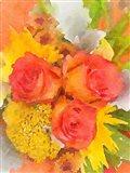 Orange Flowers 2