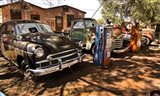 Old Cars Trucks Route 66