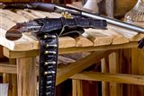 Six Shooter With Gun Belt Payson Arizona