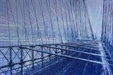 Brooklyn Bridge In Morning Light