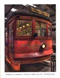 Trolley #655, Hill St.-Venice Blvd.