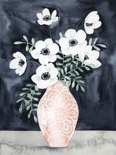 Nighttime Anemones II Poster by Grace Popp for $38.75 CAD