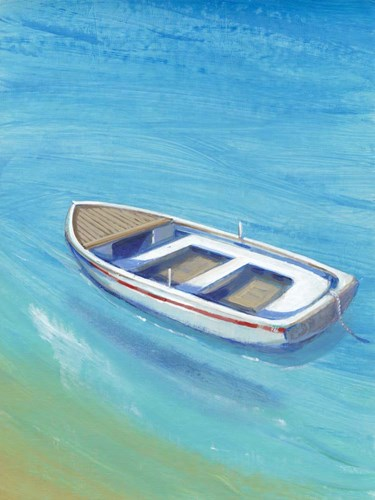 Anchored Dingy I Poster by Timothy O'Toole for $38.75 CAD