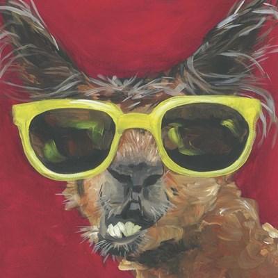 Dapper Animal IV Poster by Jennifer Rutledge for $32.50 CAD