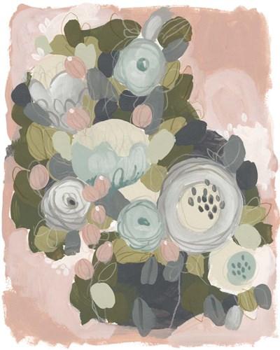 Blossom Cascade I Poster by June Erica Vess for $53.75 CAD