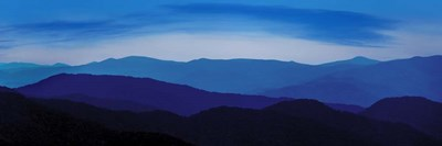 Misty Mountains IV Poster by James McLoughlin for $38.75 CAD