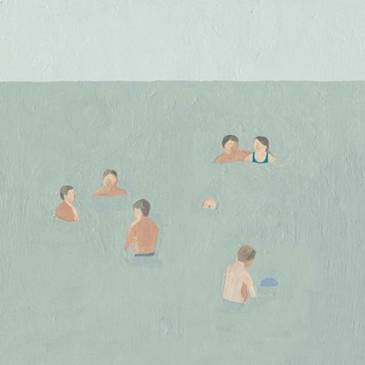 The Swimmers II Poster by Emma Scarvey for $53.75 CAD