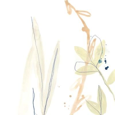 Botany Gesture I Poster by June Erica Vess for $32.50 CAD