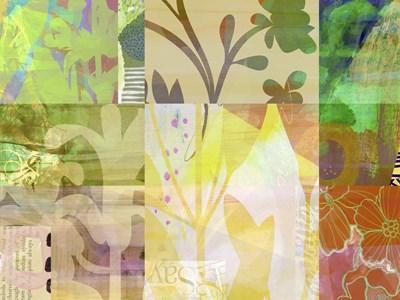 Sage Obscurity II Poster by Delores Naskrent for $38.75 CAD