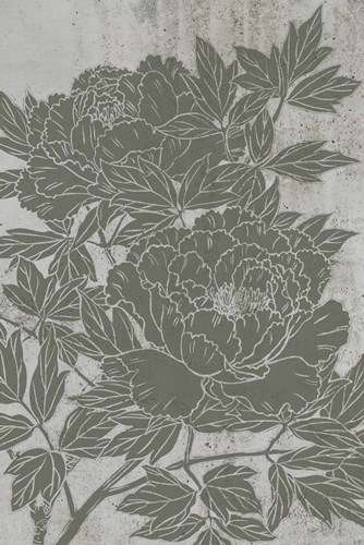 Blooming Peony I Poster by Melissa Wang for $60.00 CAD