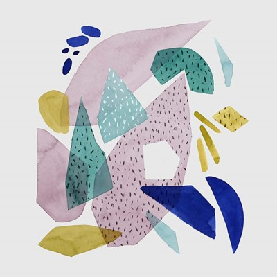 Terrazzo Drift I Poster by Grace Popp for $53.75 CAD
