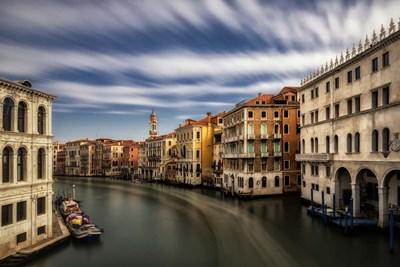 Rialto, Looking North Poster by Danny Head for $42.50 CAD