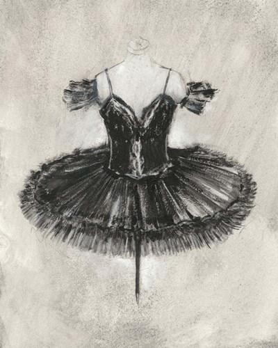 Black Ballet Dress II Poster by Ethan Harper for $53.75 CAD