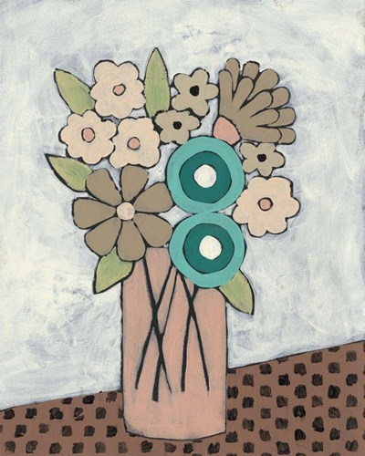 Mid Summer Bouquet III Poster by Regina Moore for $53.75 CAD