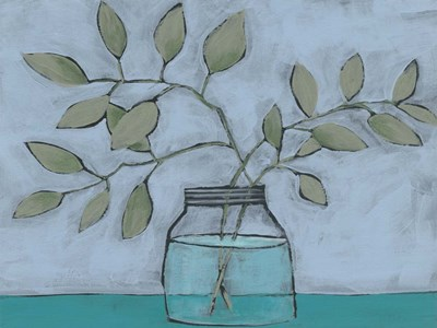 Jar of Stems II Poster by Regina Moore for $38.75 CAD